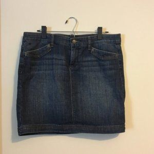 Tommy Hilfiger Denim Mini Skirt Size 10